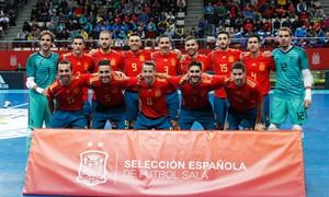 Ispanijos futsal rinktinė: į pasaulio čempionų sostą grįžti siekiantys grandai
