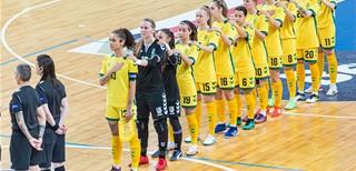 Lietuvės pralaimėjimu baigė pasirodymą Europos čempionato atrankos turnyre