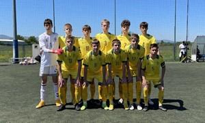 Turnyrą Kroatijoje vaikinų rinktinė baigė nesėkme