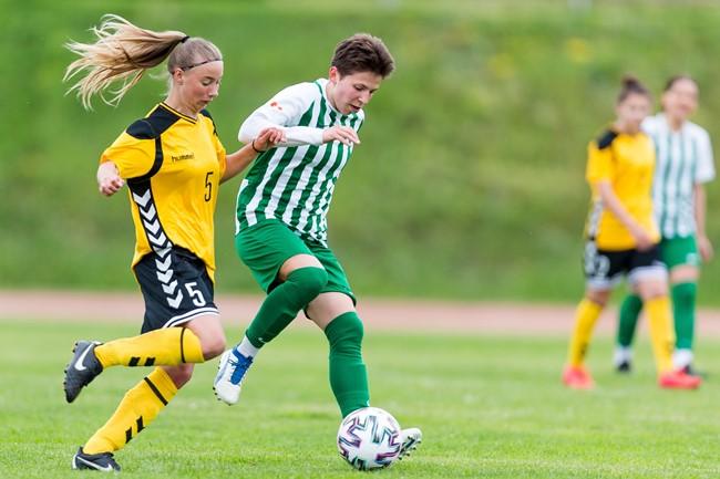 L. Ruzgutė – apie futbolo karjeros pradžią, kapitonės rolę ir sezono tikslus