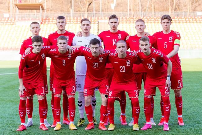 Atšaukiamos jaunimo rinktinės rungtynės su Baltarusija