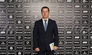 Darius Butkus perrinktas PAFF prezidentu