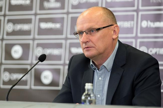 """Baltijos taurę pasitinkantis V. Urbonas: """"Turime būti nusiteikę ryžtingai"""""""
