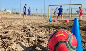 Europos paplūdimio čempionatą lietuviai pradėjo apmaudžia nesėkme