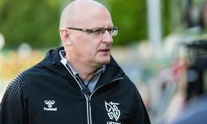 """V. Urbonas prieš antrąjį Baltijos taurės mūšį: """"Norisi kuo greičiau pamiršti praėjusias rungtynes"""""""