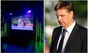 Jau rytoj – pasaulio salės futbolo čempionato burtų traukimo ceremonijoje, joje dalyvaus ir Edgaras Jankauskas