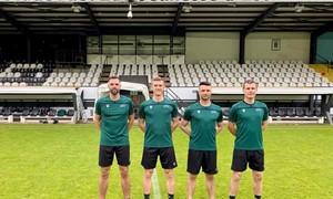 Lietuvos teisėjai vadovaus Europos U-21 čempionato atrankos rungtynėms Liuksemburge