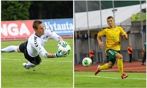 Atgal į praeitį: dabartinių rinktinės narių akistata su ispanais 2013-ųjų Europos jaunimo čempionate Lietuvoje