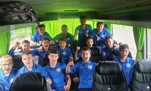 Jauniausiojo EJL diviziono čempione tapo Baltijos FA komanda