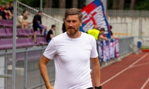 """Geriausias """"Optibet A lygos"""" gegužės treneris – čempionato naujokų vedlys A. Skerla"""