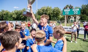 Lietuvos jaunučių čempionato finaliniame ketverte triumfavo Baltijos FA