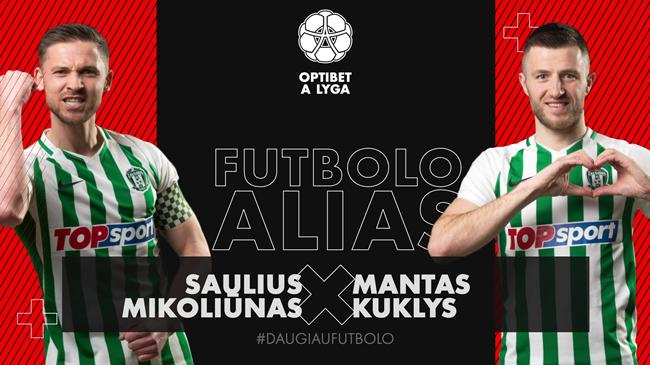 """Geros nuotaikos užtaisas: Vilniaus """"Žalgirio"""" senbuviai sužaidė smagų """"Futbolo Alias"""""""