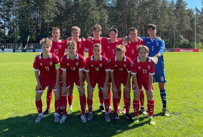 Vaikinų U-17 rinktinė rungsis Europos čempionato atrankos turnyre Latvijoje