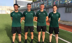 Lietuvos teisėjų brigada paskirta dirbti UEFA Čempionų lygos atrankos rungtynėse