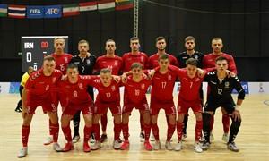 Kontinentinės taurės turnyrą Lietuvos futsal rinktinė pradėjo pralaimėjimu Iranui