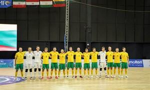 Kontinentinės taurės turnyrą lietuviai baigė pergale prieš Kosovą