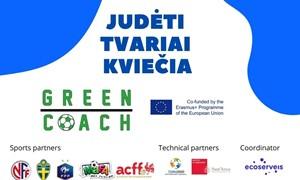 Startuoja tvaraus judėjimo iniciatyvų savaitė