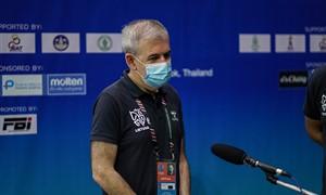 """Futsal rinktinės treneris įvertino patirtį Tailande: """"Tik tokiose rungtynėse mes galime augti"""""""