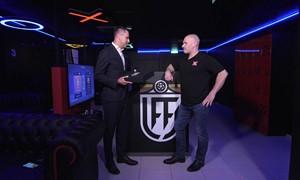 """Lietuvos futbolo federacija pasirašė sutartį su naujai duris atveriančia """"CyberX Arena"""": drauge vystys e-sporto kultūrą šalyje"""