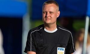 Lietuvos arbitras V. Gomolko pakviestas dirbti FIFA pasaulio paplūdimio futbolo čempionate