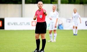 Lietuvėms patikėta teisėjauti Pasaulio moterų čempionato atrankos rungtynėms Stambule