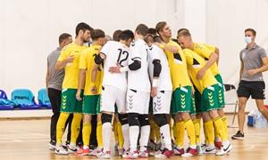 """J. Ryvkinas: """"Šie vaikinai gali garbingai reprezentuoti Lietuvą pasaulio čempionate"""""""