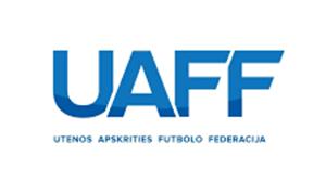 Utenos apskrities futbolo federacijoje įvyko prezidento rinkimai