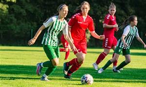 Startavo Merginų elitinės lygos U17 diviziono kovos