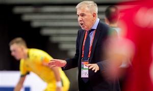 """J. Ryvkinas po paskutinės kovos pasaulio čempionate: """"Noriu labai padėkoti vaikinams"""""""