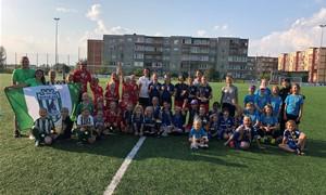 """Šiauliuose praūžė mergaičių futbolo turnyras """"Šiauliai CUP 2021"""""""