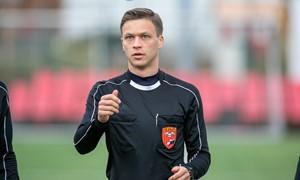 K. Bartuškevičius paskirtas UEFA Jaunimo lygos rungtynių rezerviniu teisėju