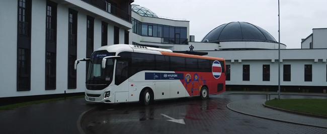 Pasaulio čempionato dalyviams – aukščiausio lygio transportas