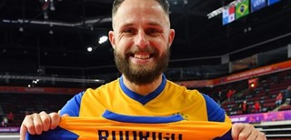 Brazilų rinktinės kapitonas Rodrigo – apie artėjančią karjeros pabaigą, rekordą ir palaikymą iš kitų sportų žvaigždžių