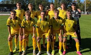 Lietuvos ir Latvijos vaikinų U-17 rinktinių akistata neįvyks