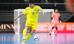 """Kazachstanui atstovaujantis brazilas atviras: """"Mano svajonių finalas – Kazachstanas prieš Braziliją"""""""