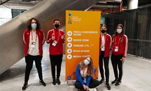 Didžiausia komanda: pasaulio čempionate Lietuvoje dirbo ir savanoriai iš užsienio
