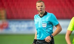 Keturi Lietuvos teisėjai dirbs UEFA jaunimo rinktinių turnyruose
