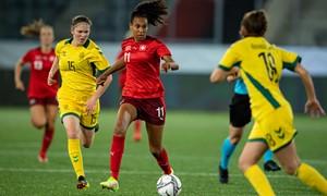 Pirmose pasaulio čempionato atrankos rungtynėse nusileista Šveicarijos rinktinei