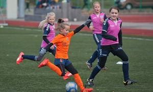 Mergaičių čempionato rungtynės įtraukė Gargždus ir Klaipėdą